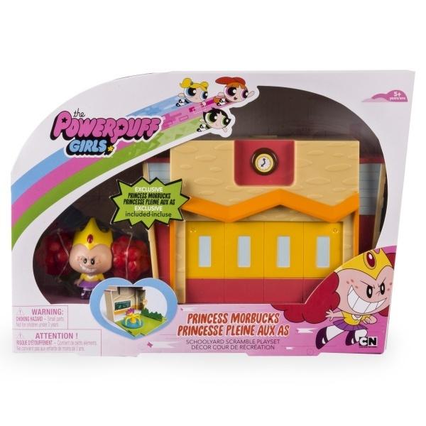 Powerpuff Girls Oyun Seti