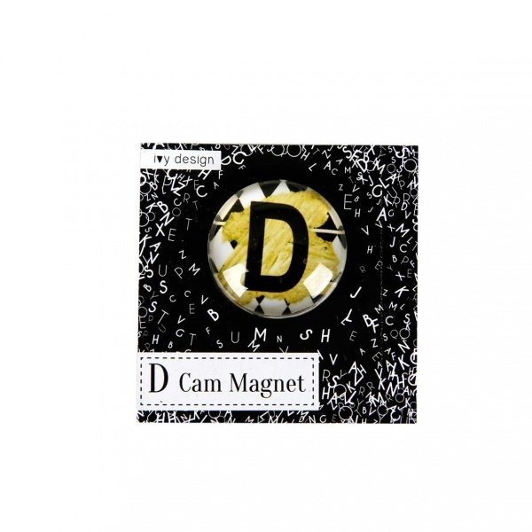 D Harfi Cam Magnet