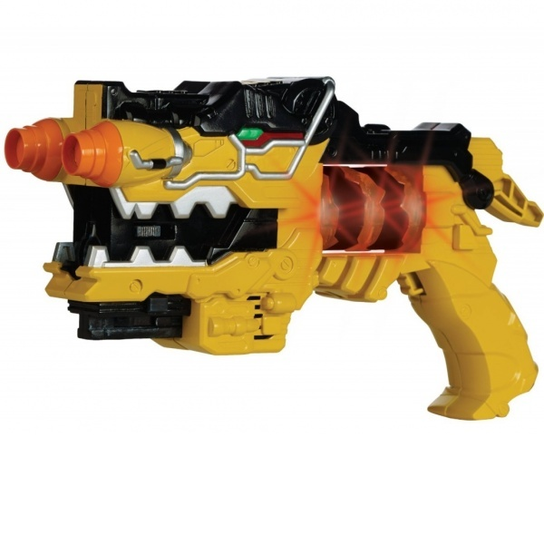 Dino Charge Deluxe Dino Morpher