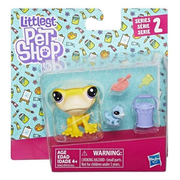 Littlest Pet Shop Miniş ve Yavrusu
