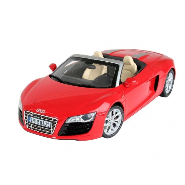 Revell 1:24 Audi R8 Spyder Model Set Araba