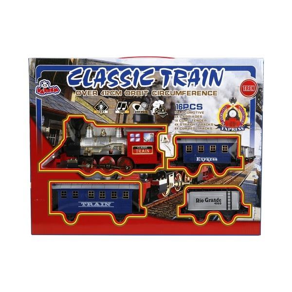 Orbit Klasik Tren Seti