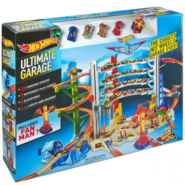 Hot Wheels Ultimate Mega Garaj Seti Toyzz Shop