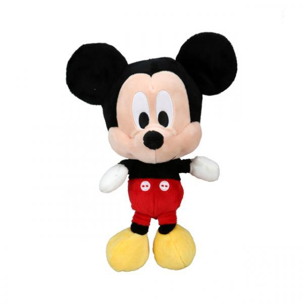 Mickey Koca Kafa Peluş 25 cm.