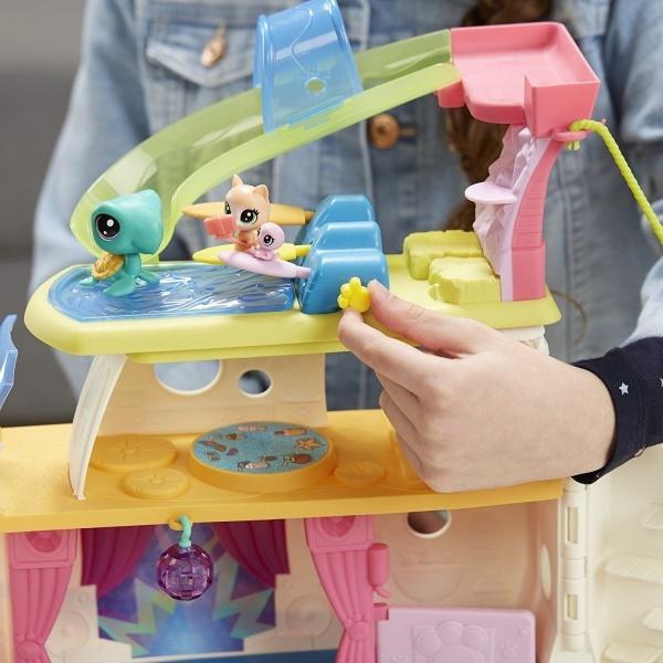 Littlest Pet Shop Miniş Gezi Gemisi Oyun Seti