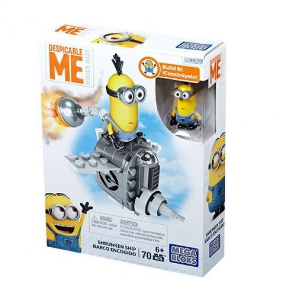 Mega Bloks Minions Oyun Setleri
