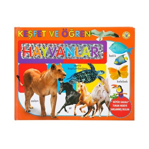 Keşfet ve Öğren-Hayvanlar