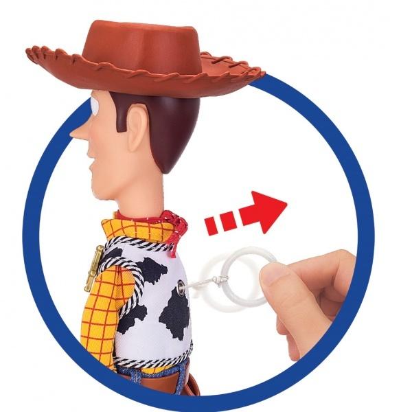 Toy Story Şerif Woody Hareketli Figür 45 cm.