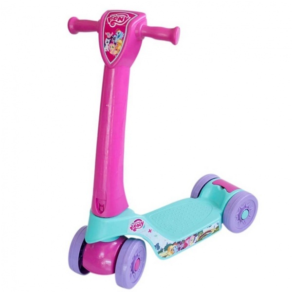 Pony Scooter 4 Tekerlekli