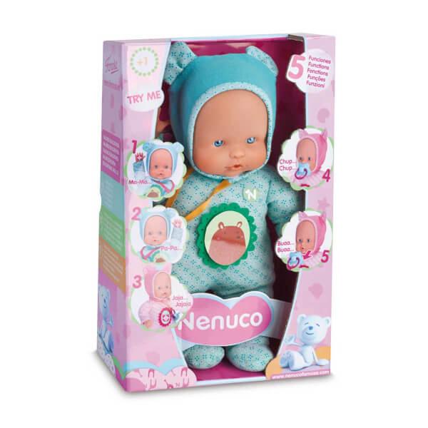 Nenuco 5 Fonksiyonlu Bebek