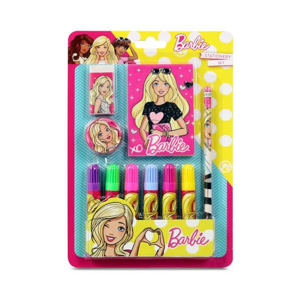 Barbie Kırtasiye Seti