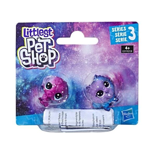 Littlest Pet Shop 2'li Kozmik Miniş Koleksiyonu İyi Dostlar E2128
