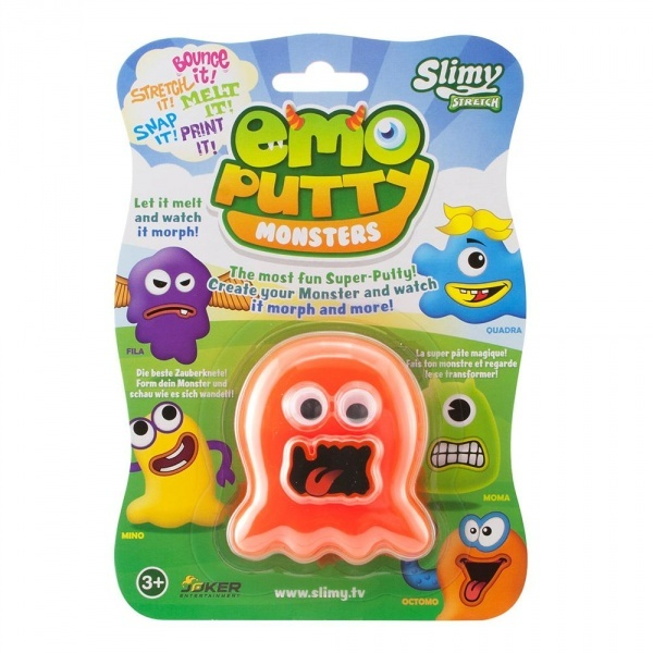 Slimy Emo Super Putty Şaka Jöle 40 gr.