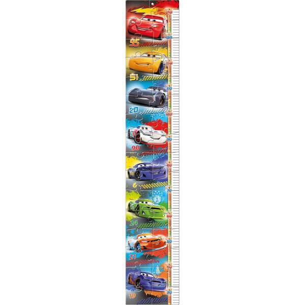 30 Parça Puzzle : My Meter Cars 3