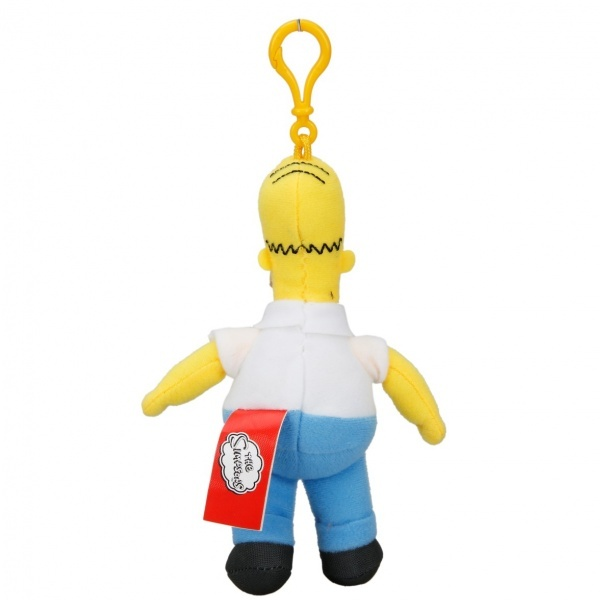 Simpsons Homer Peluş Anahtarlık11 cm.