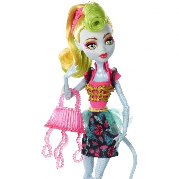 Monster High Dönüşen Karakterler