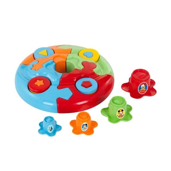Disney Baby Puzzle Oyun Seti
