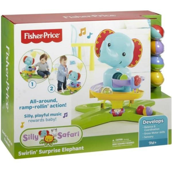 Fisher Price Sürprizli Fil