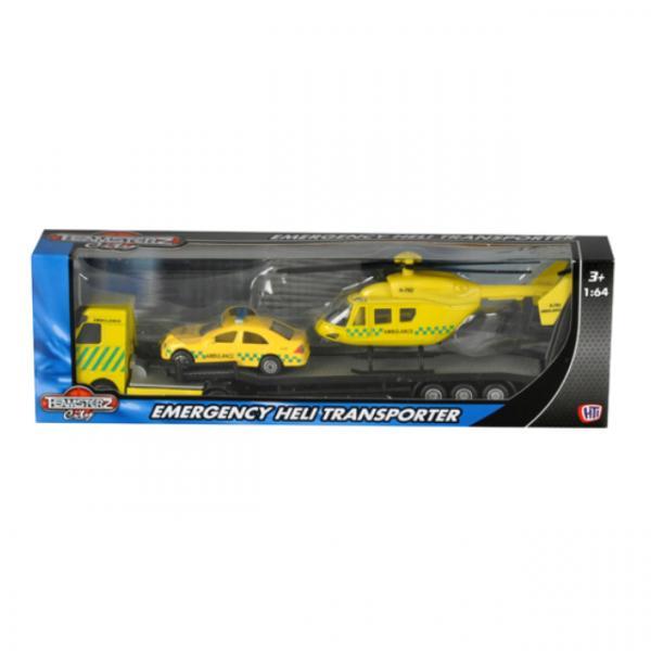 Teamsterz Helikopter Taşıyıcı