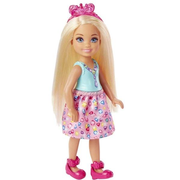Barbie Dreamtopia Chelsea ve Tek Boynuzlu Atı FPL82