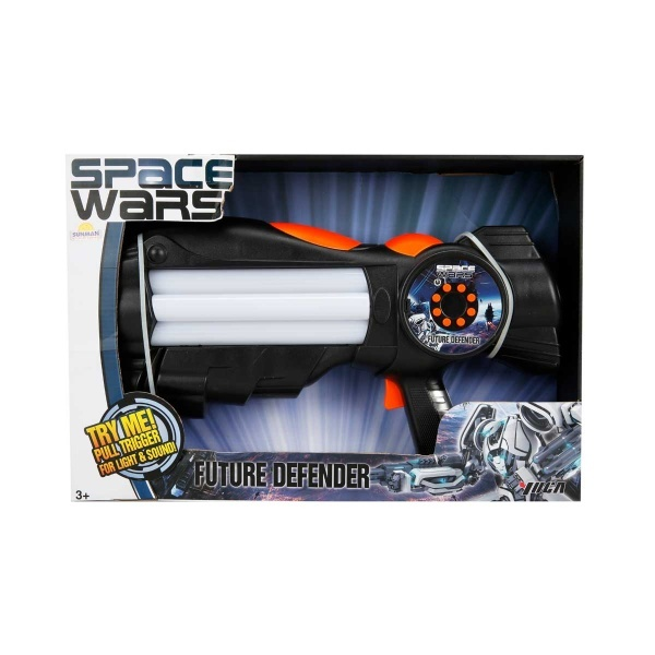 Lazer Uzay Silahı