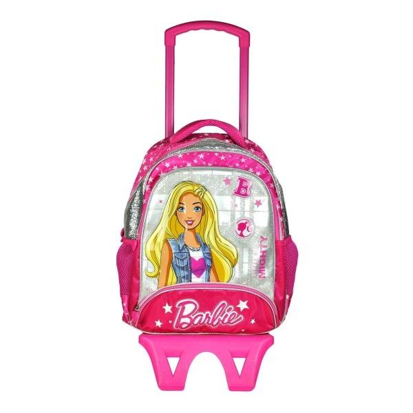 73bf1b45f703f Barbie Çekçekli Okul Çantası 95268 | Toyzz Shop
