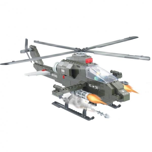 Yapım Seti : Askeri Helikopter J5662A
