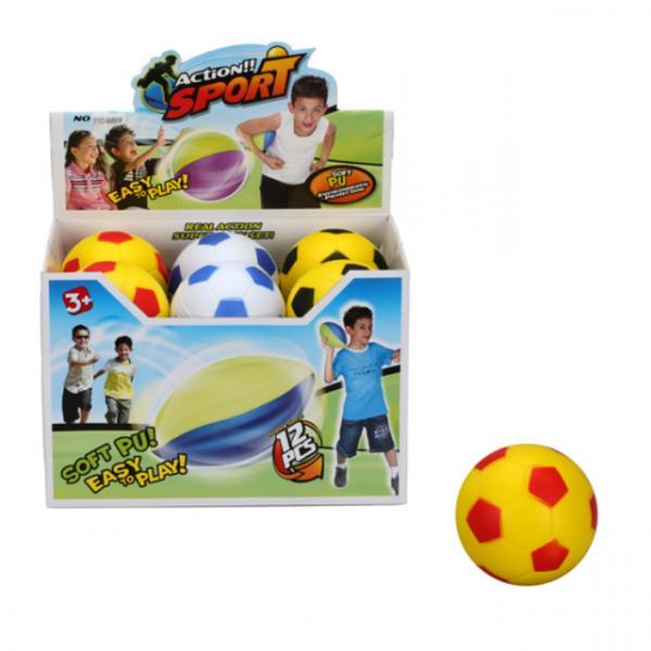 Soft Futbol Topu