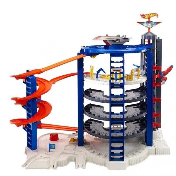 Hot Wheels Mega Garaj Dev Kule