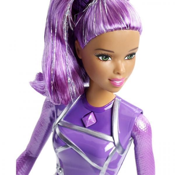 Barbie Uzay Macerası Galaksi Prensesi