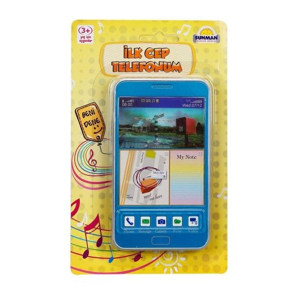Sesli Samsung Note Cep Telefonu