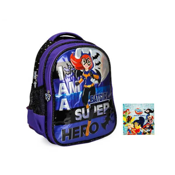 DC Super Hero Batgirl Okul Çantası 41787