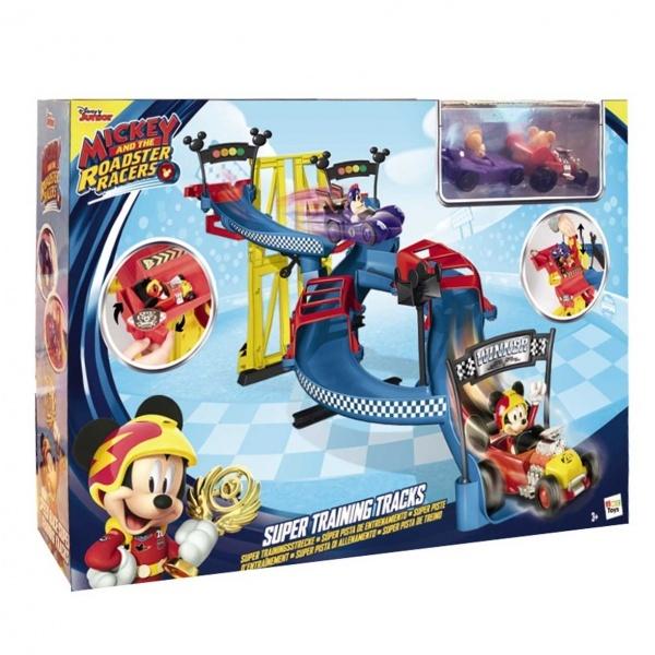 Mickey Roadster Yarış Pisti