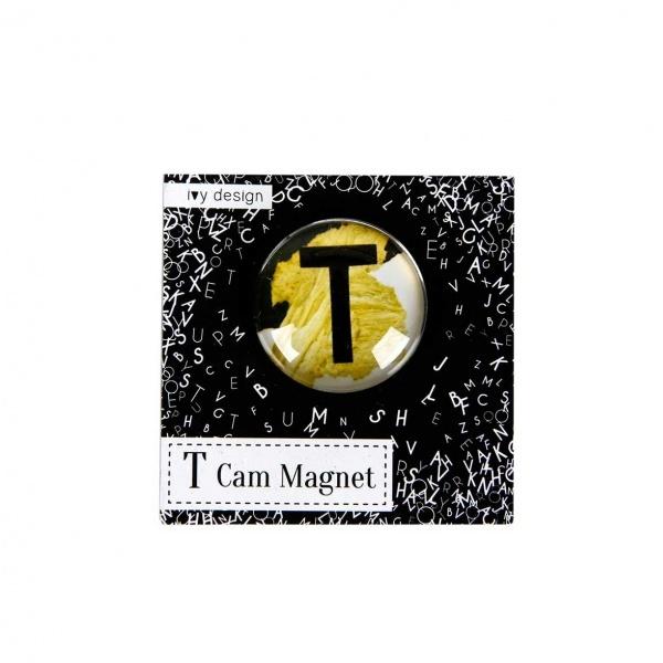 T Harfi Cam Magnet