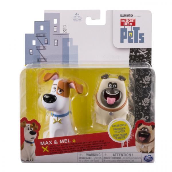 Evcil Hayvanların Gizli Yaşamı 2'li Figür