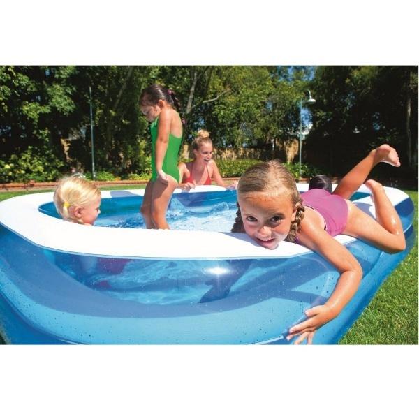 2 Halka Aile Tipi Havuz