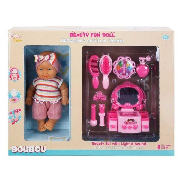 Boubou Bebeğimle Güzellik Zamanı