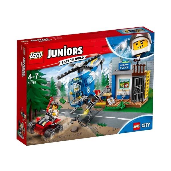 LEGO Juniors Dağ Polisi Takibi 10751
