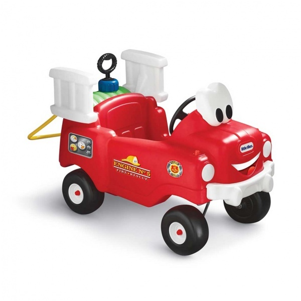 Little Tikes Cozy Coupe İtfaiye