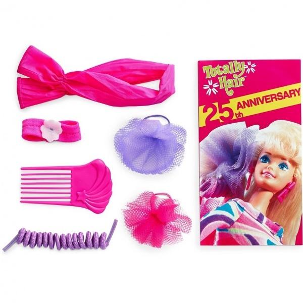 Barbie Upuzun Saçlar