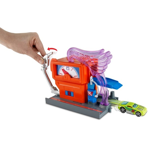 Hot Wheels Şehir Otoparkı Garaj Seti FRH28