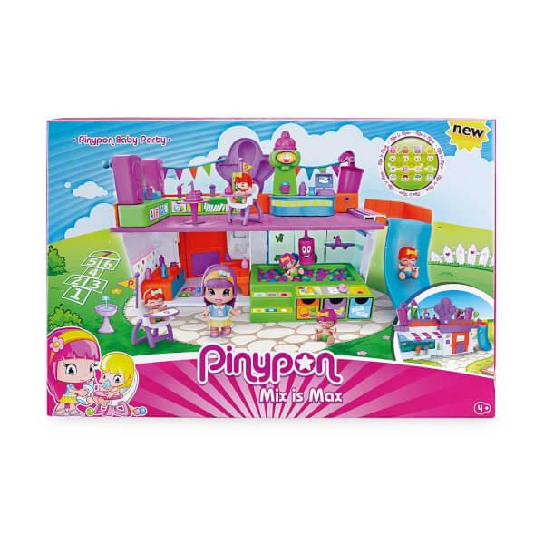 Pinypon Oyun Parkı Oyun Seti
