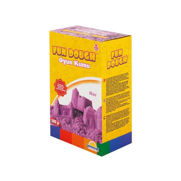 Fun Dough Kinetik Kum 500 gr. Mor