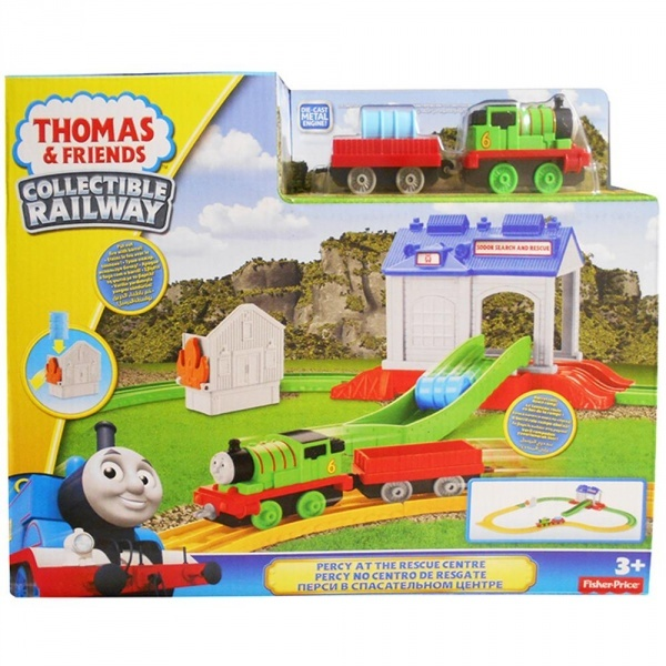 Fisher Price Thomas Kurtarma Merkezi