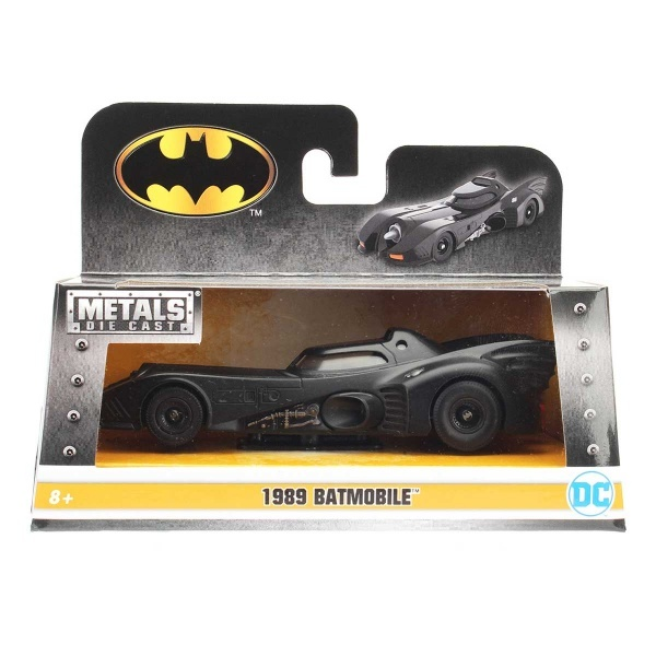 1:32 Batman 1989 Metal Batmobile