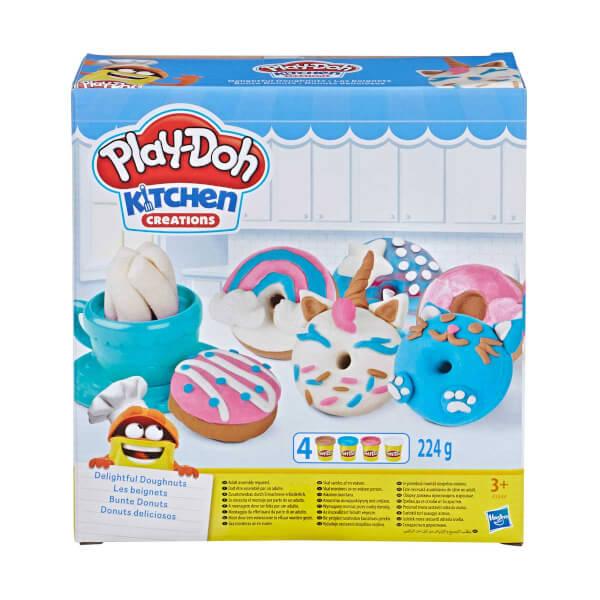 Play Doh Donut Eğlencesi