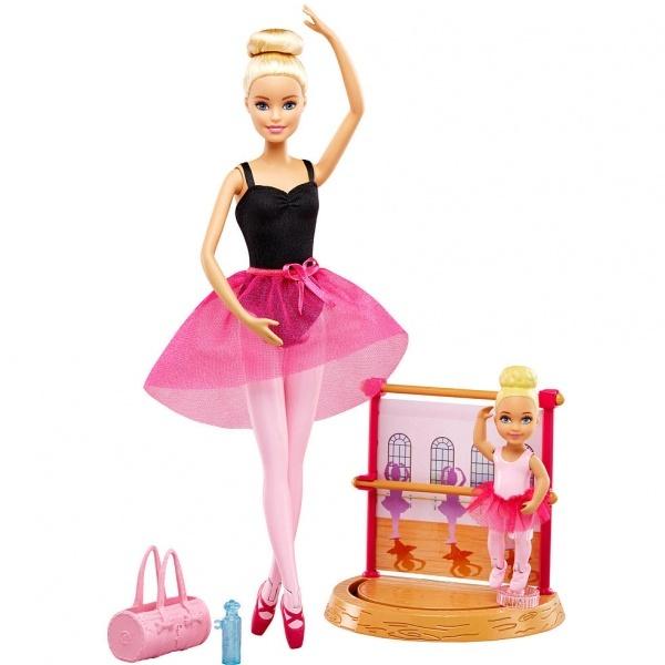 Barbie Spor Kariyeri Oyun Seti Serisi Jimnastik Toyzz Shop