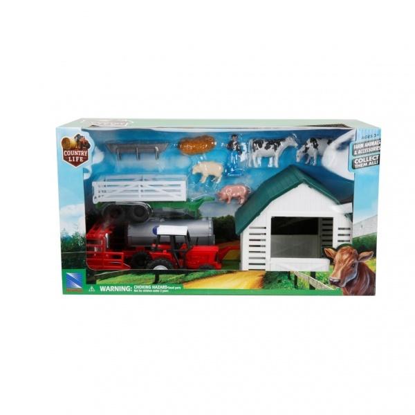 Mini Çiftlik Oyun Seti