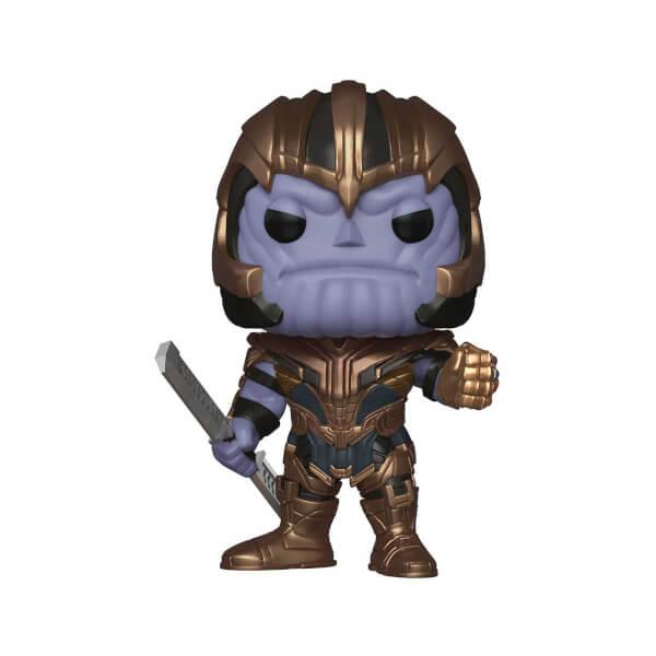 Funko Pop Marvel Avengers Endgame: Thanos Figür