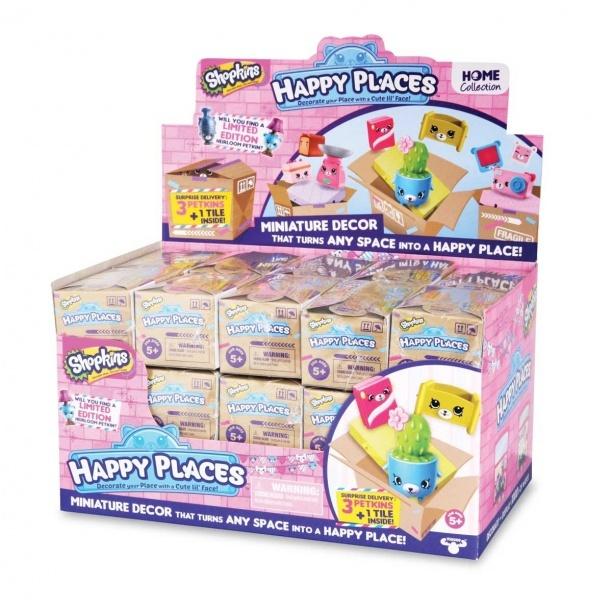 Cicibiciler Happy Places Kargo Paketi